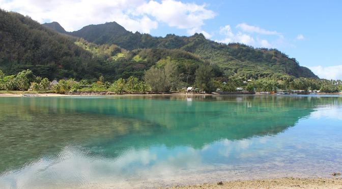 Hazaña mochilera: cómo viajar barato por la Polinesia Francesa