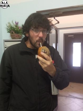Mate + lentes + barba + pelo largo + 9am = estudiante de Agronomía