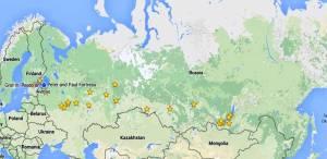 foto g maps rusia