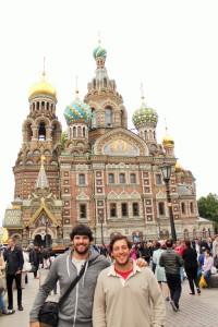 La iglesia más linda de San Petersburgo