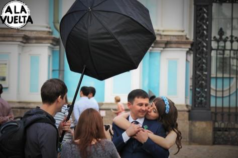 Rusia, el país con más casamientos visibles del mundo