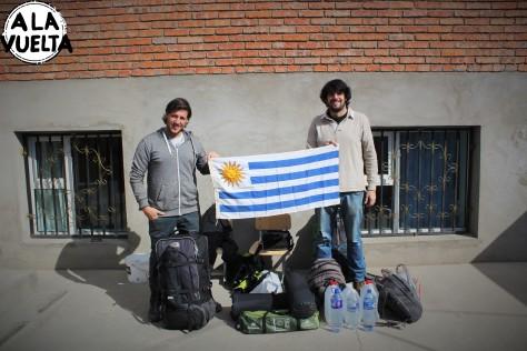 Uruguay a la ruta!