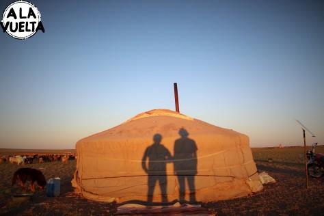 Sombras de Mongolia