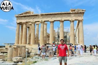 Atenas A la Vuelta