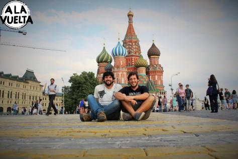 La Catedral de San Basilio, ícono de Moscú.