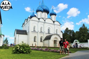 Suzdal, imperdible.