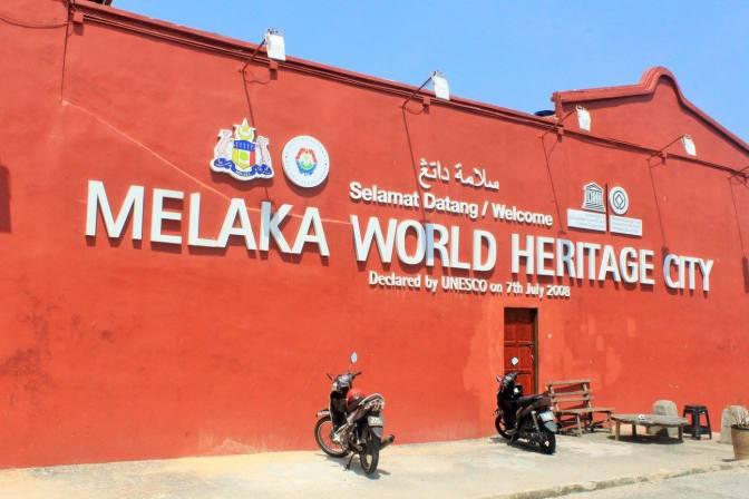 Melaka: historia, colores y religión