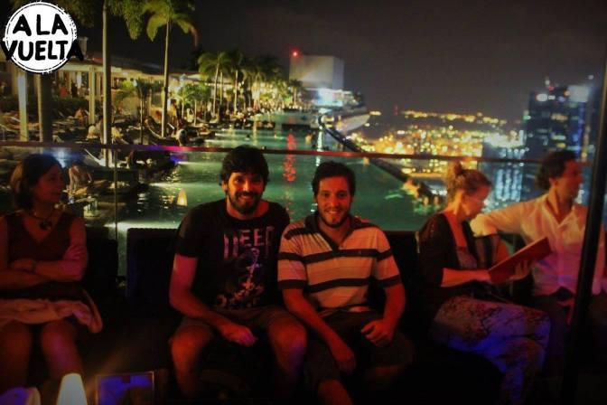 Hazaña mochilera: cómo viajar barato por Singapur