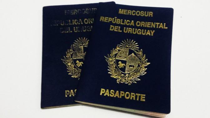 Requisitos de visas para uruguayos a todo el mundo