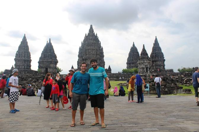 Sábado de Prambanan
