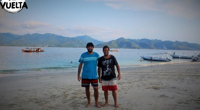 Esto es Gili, esto es Indonesia