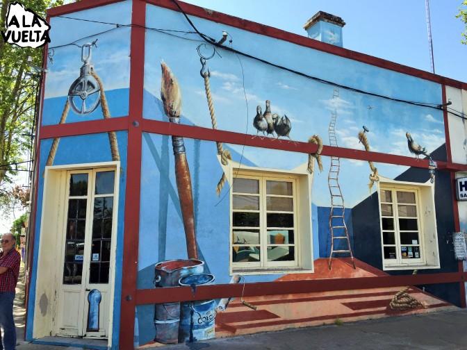 San Gregorio de Polanco: más que murales