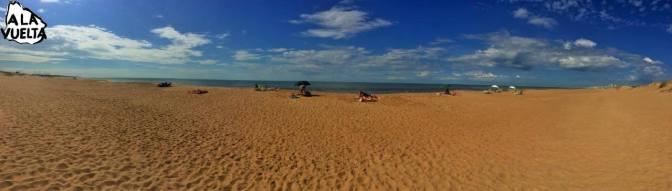 Canelones es playa
