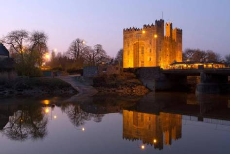 10 Bunratty Castillo