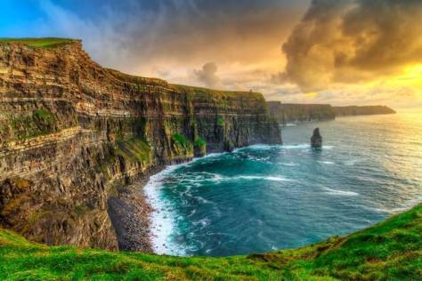 2 Cliffs of moher